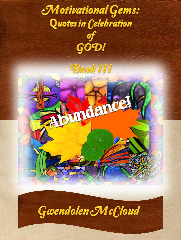 God Book III - Cover